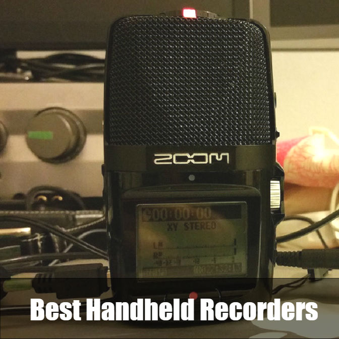 Best Handheld Recorders