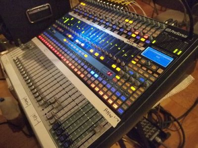 Analog vs digital live sound mixing consoles - What's the