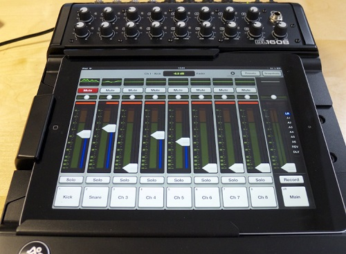 5 Digital Mixers To Fit Every Church Budget